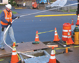 Temporary Traffic Control Certification - Set Up